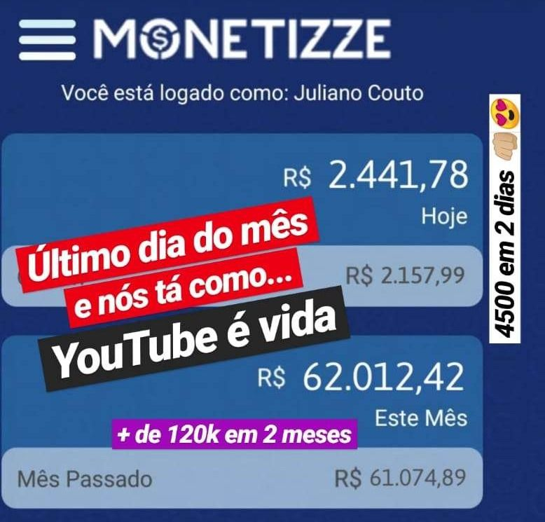u9omatsms - CURSO REI DO YOUTUBE